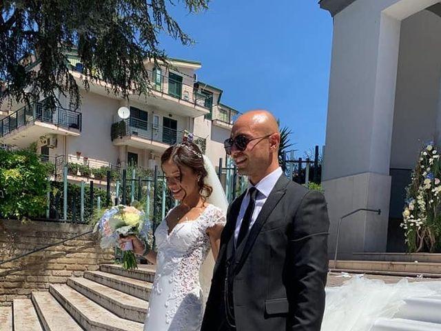 Il matrimonio di Vittorio  e Mariarca a Torrecuso, Benevento 29