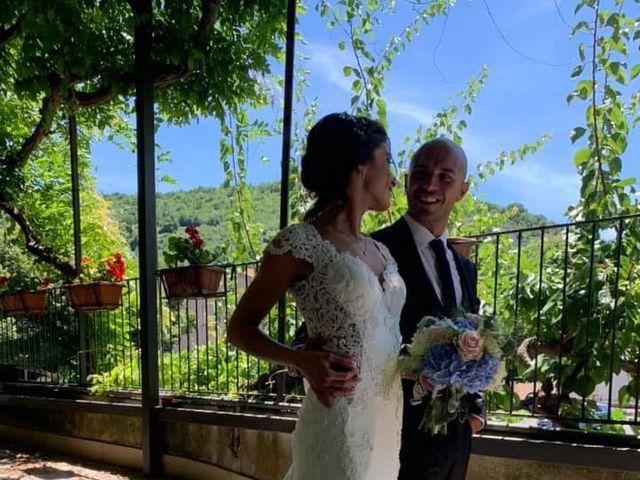 Il matrimonio di Vittorio  e Mariarca a Torrecuso, Benevento 30