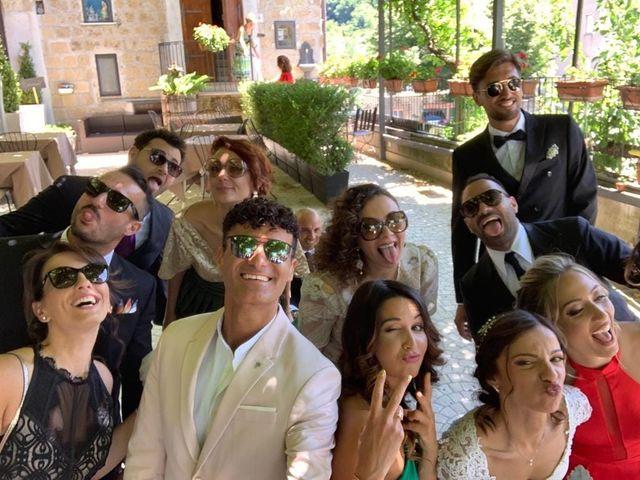 Il matrimonio di Vittorio  e Mariarca a Torrecuso, Benevento 31