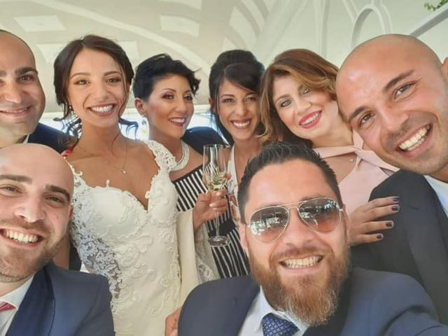 Il matrimonio di Vittorio  e Mariarca a Torrecuso, Benevento 33