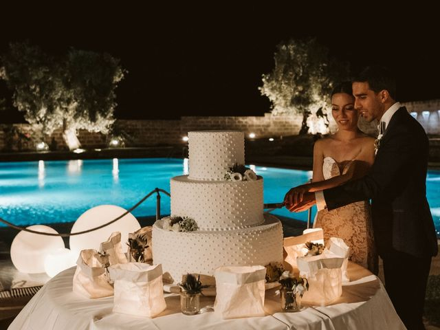 Il matrimonio di Joao e Egle a Ostuni, Brindisi 3