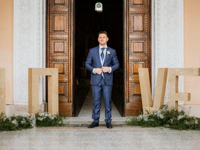 Il matrimonio di Domenico e Eliana a Brindisi, Brindisi 19