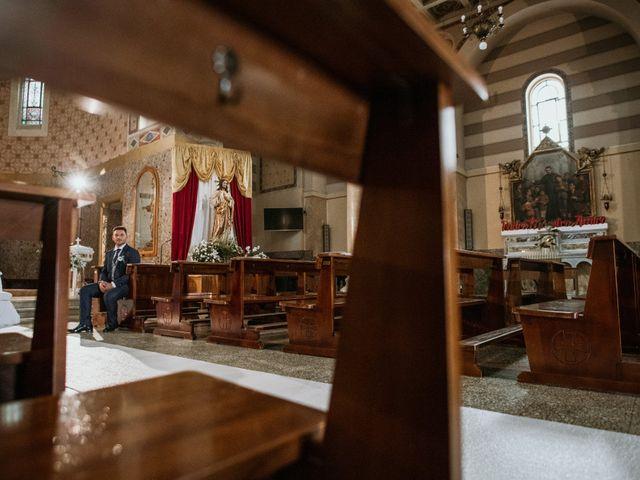 Il matrimonio di Domenico e Eliana a Brindisi, Brindisi 20
