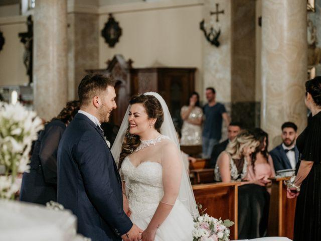 Il matrimonio di Domenico e Eliana a Brindisi, Brindisi 23