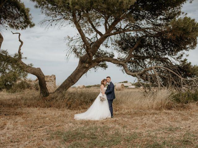 Il matrimonio di Domenico e Eliana a Brindisi, Brindisi 35