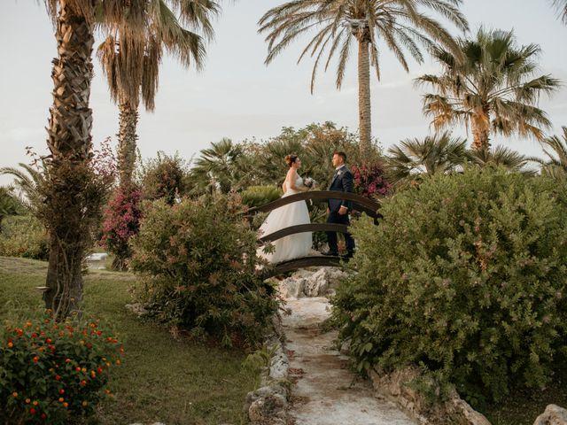 Il matrimonio di Domenico e Eliana a Brindisi, Brindisi 41