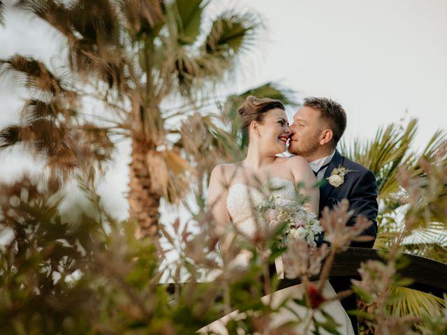 Il matrimonio di Domenico e Eliana a Brindisi, Brindisi 42