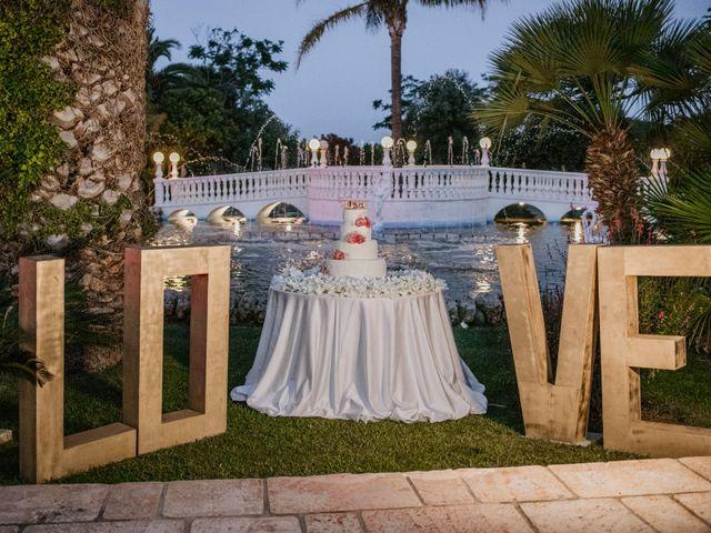 Il matrimonio di Domenico e Eliana a Brindisi, Brindisi 45