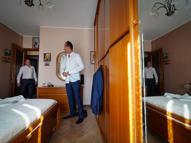 Il matrimonio di Emanuele e Elena a Cilavegna, Pavia 1