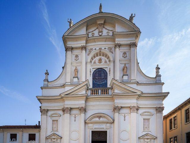 Il matrimonio di Emanuele e Elena a Cilavegna, Pavia 17
