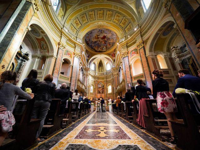 Il matrimonio di Emanuele e Elena a Cilavegna, Pavia 20