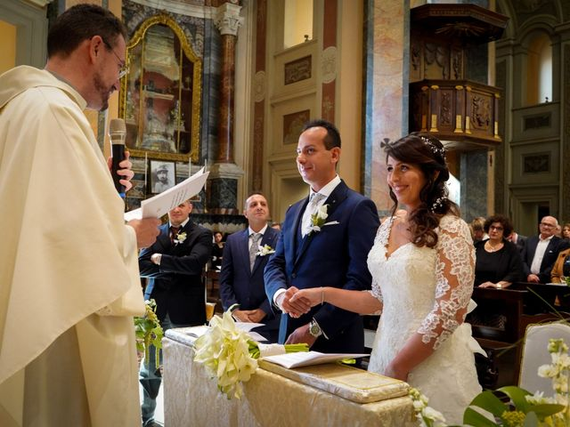 Il matrimonio di Emanuele e Elena a Cilavegna, Pavia 23