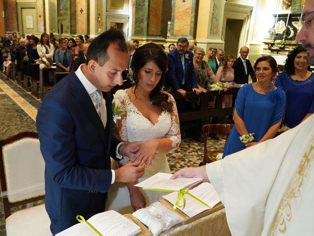 Il matrimonio di Emanuele e Elena a Cilavegna, Pavia 24