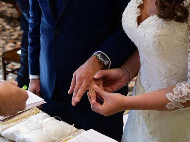 Il matrimonio di Emanuele e Elena a Cilavegna, Pavia 25