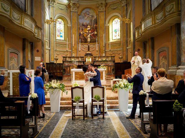 Il matrimonio di Emanuele e Elena a Cilavegna, Pavia 28