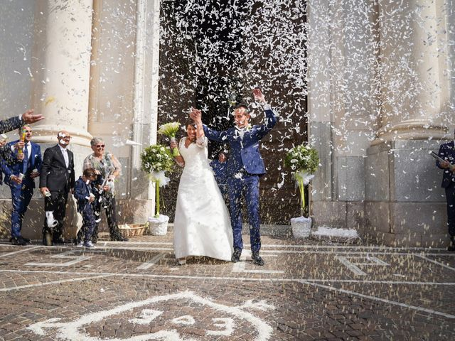 Il matrimonio di Emanuele e Elena a Cilavegna, Pavia 29