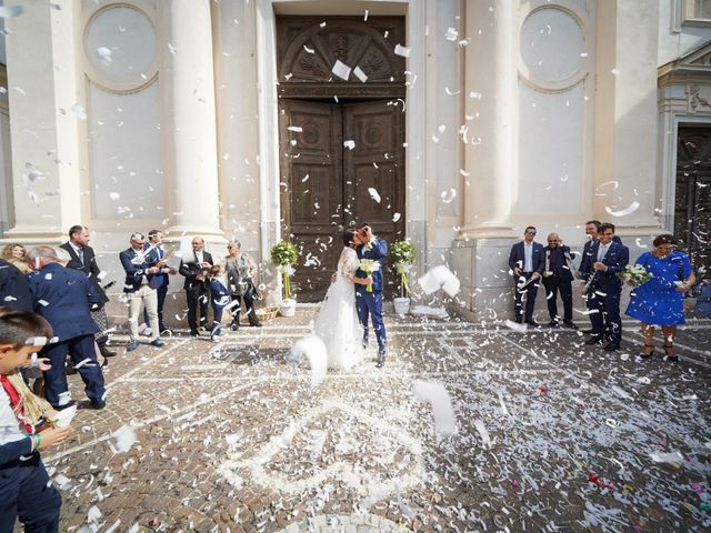 Il matrimonio di Emanuele e Elena a Cilavegna, Pavia 30