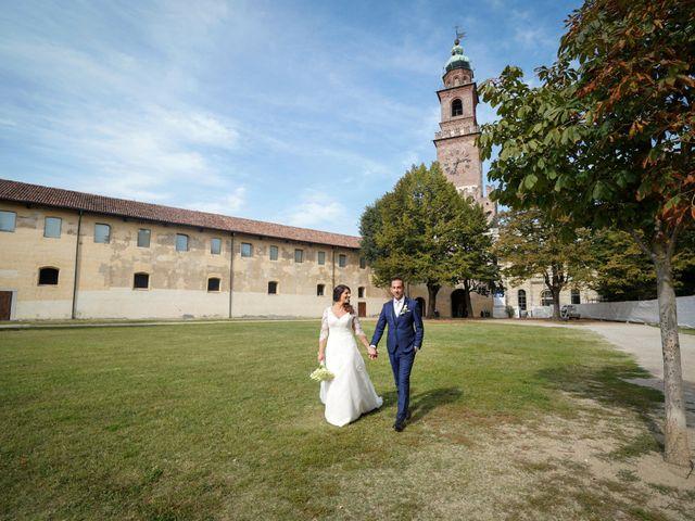 Il matrimonio di Emanuele e Elena a Cilavegna, Pavia 31
