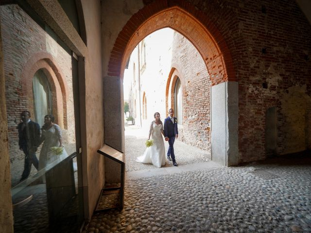 Il matrimonio di Emanuele e Elena a Cilavegna, Pavia 32
