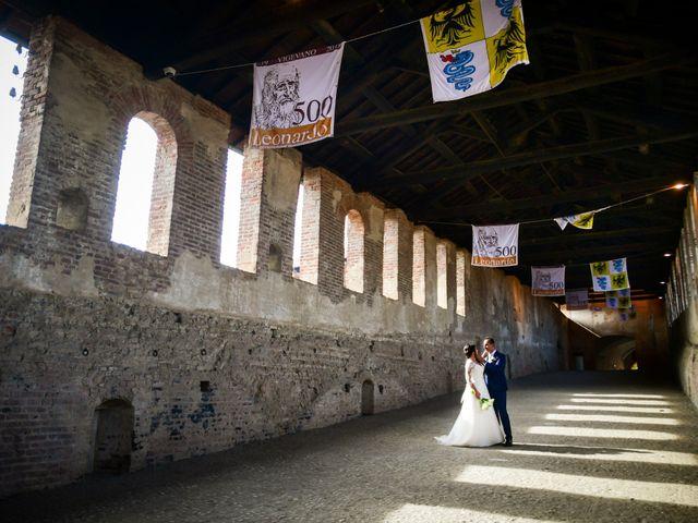 Il matrimonio di Emanuele e Elena a Cilavegna, Pavia 33