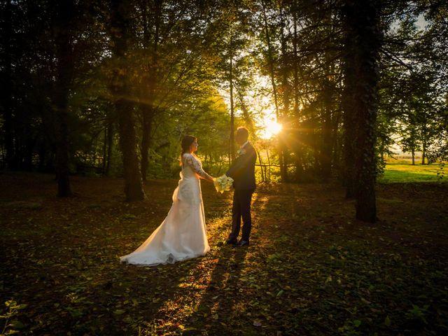 Il matrimonio di Emanuele e Elena a Cilavegna, Pavia 38