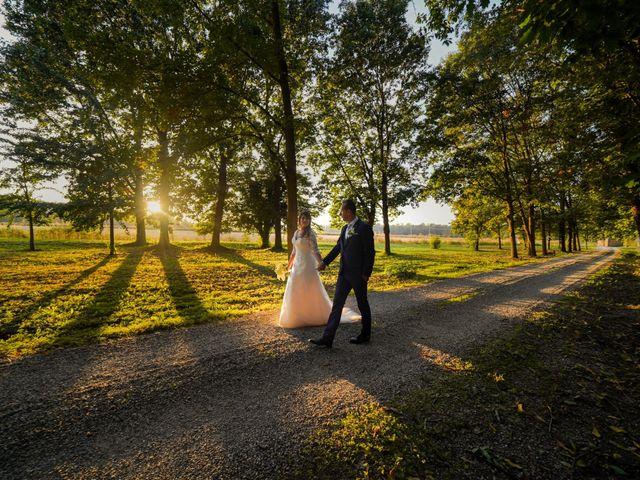 Il matrimonio di Emanuele e Elena a Cilavegna, Pavia 39