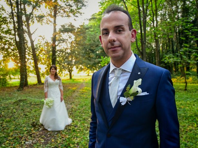 Il matrimonio di Emanuele e Elena a Cilavegna, Pavia 40