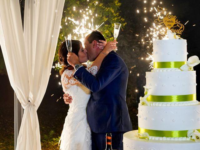 Il matrimonio di Emanuele e Elena a Cilavegna, Pavia 45