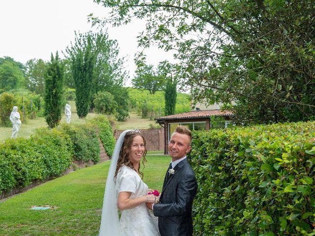 Il matrimonio di Alessia  e Rolland  a Alessandria, Alessandria 8