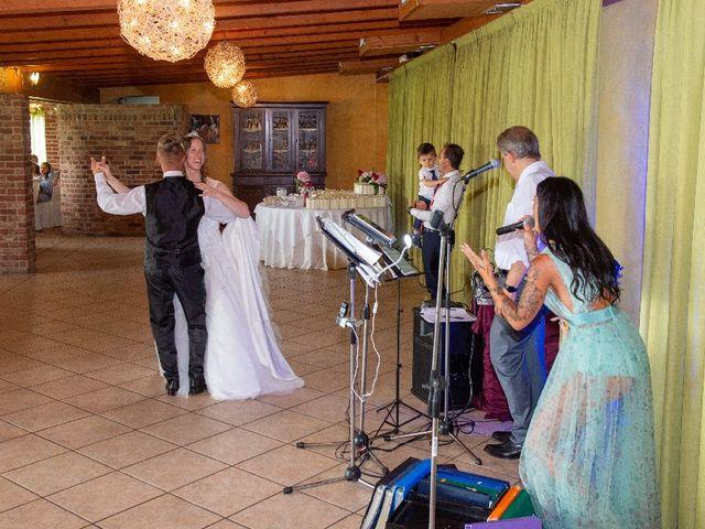 Il matrimonio di Alessia  e Rolland  a Alessandria, Alessandria 9
