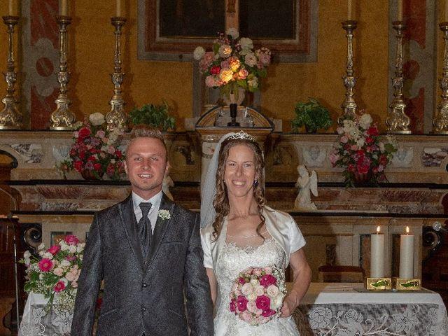 Il matrimonio di Alessia  e Rolland  a Alessandria, Alessandria 16