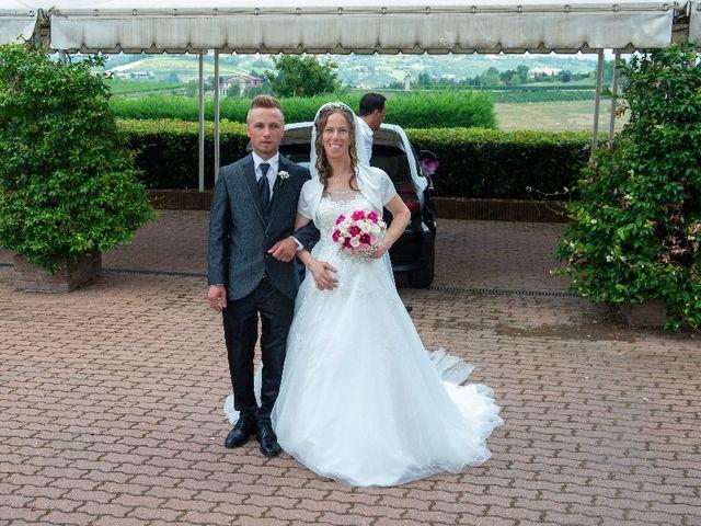 Il matrimonio di Alessia  e Rolland  a Alessandria, Alessandria 24
