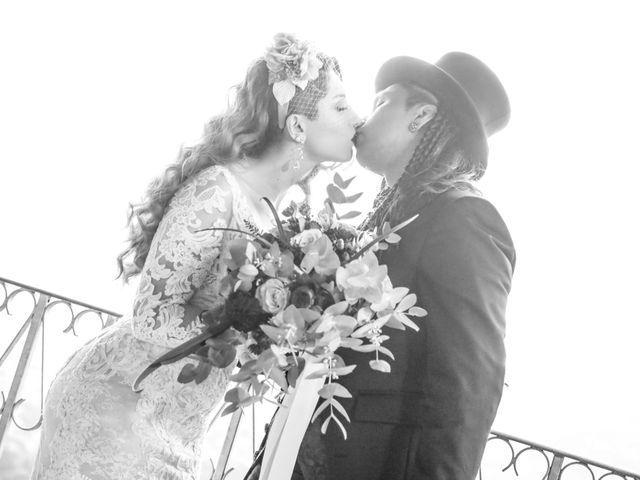 Le nozze di Gessica e Isaac
