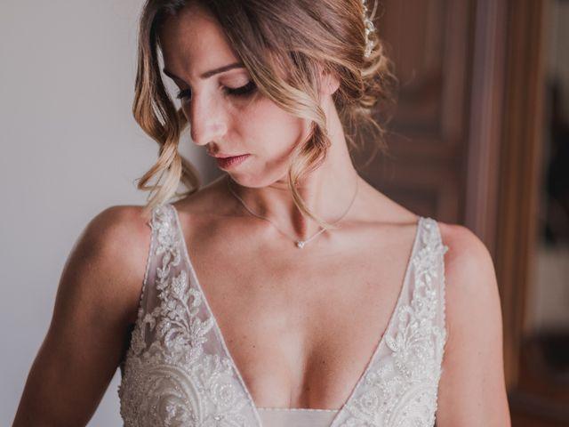 Il matrimonio di Marco e Valentina a Poggio Berni, Rimini 15