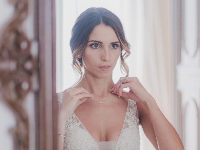 Il matrimonio di Marco e Valentina a Poggio Berni, Rimini 18