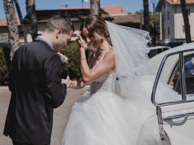 Il matrimonio di Marco e Valentina a Poggio Berni, Rimini 22