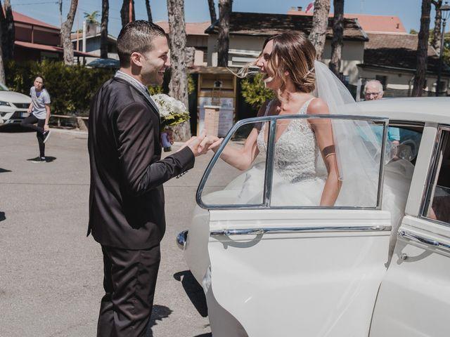 Il matrimonio di Marco e Valentina a Poggio Berni, Rimini 23