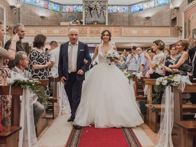 Il matrimonio di Marco e Valentina a Poggio Berni, Rimini 25