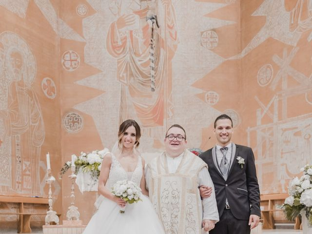 Il matrimonio di Marco e Valentina a Poggio Berni, Rimini 26