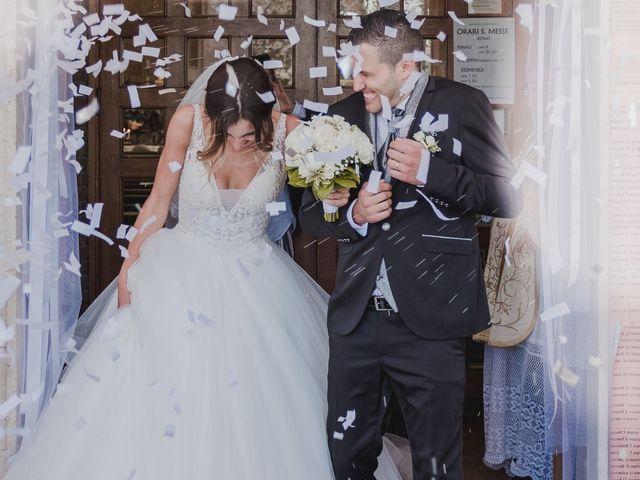 Il matrimonio di Marco e Valentina a Poggio Berni, Rimini 30