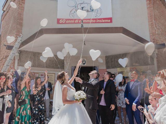 Il matrimonio di Marco e Valentina a Poggio Berni, Rimini 31