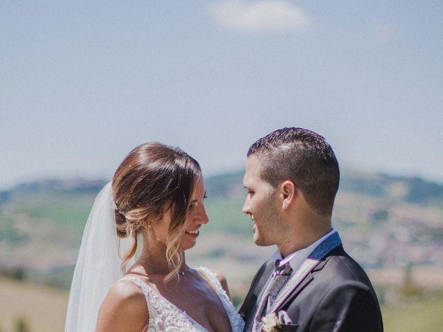 Il matrimonio di Marco e Valentina a Poggio Berni, Rimini 32