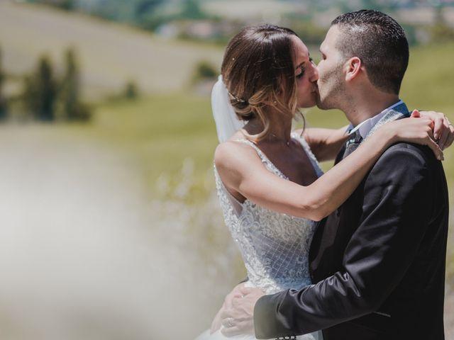 Il matrimonio di Marco e Valentina a Poggio Berni, Rimini 33