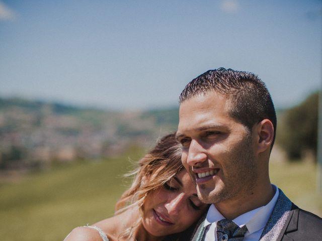 Il matrimonio di Marco e Valentina a Poggio Berni, Rimini 34
