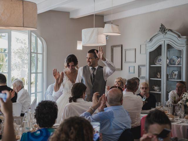 Il matrimonio di Marco e Valentina a Poggio Berni, Rimini 38
