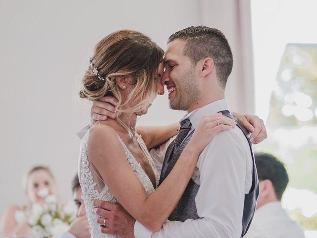 Il matrimonio di Marco e Valentina a Poggio Berni, Rimini 42