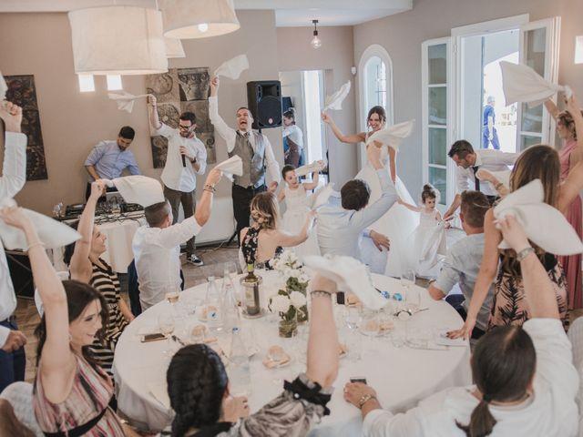 Il matrimonio di Marco e Valentina a Poggio Berni, Rimini 43
