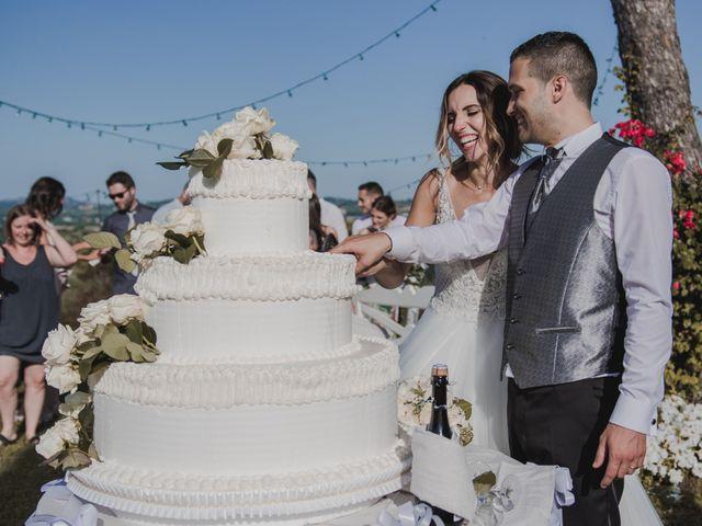 Il matrimonio di Marco e Valentina a Poggio Berni, Rimini 46