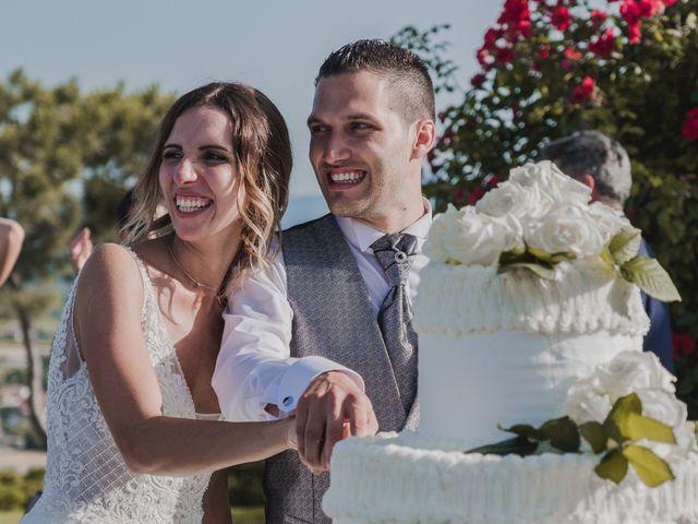 Il matrimonio di Marco e Valentina a Poggio Berni, Rimini 47