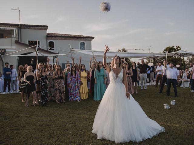 Il matrimonio di Marco e Valentina a Poggio Berni, Rimini 51